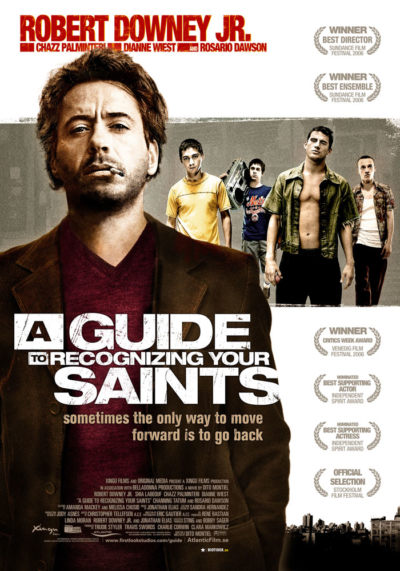 A Guide to Recognizing Your Saints (2009) Theatrical Onesheet, S