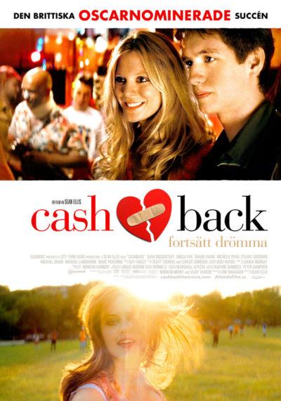 Cashback (2006) Theatrical Onesheet, Sweden
