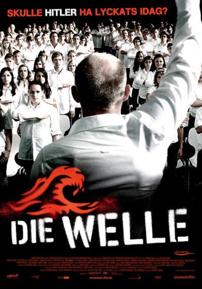 Die Welle (2008) Promotional Onesheet, Sweden
