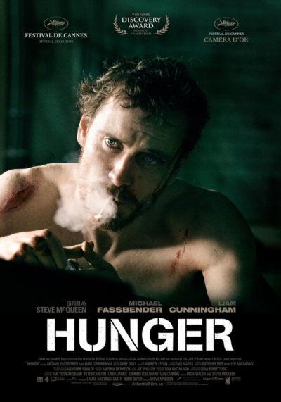 Hunger (2008) Steve McQueen theatrical onesheet