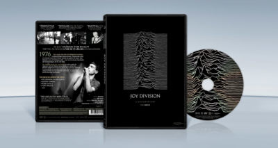 Joy Division (2007) Grant Gee packaging