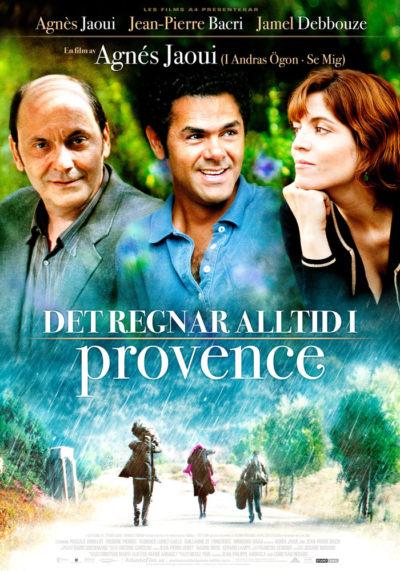Parlez moi de la pluie (2008) Theatrical Onesheet, Sweden