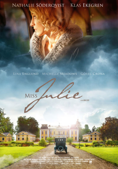 Miss Julie (2013) Theatrical Onesheet, International