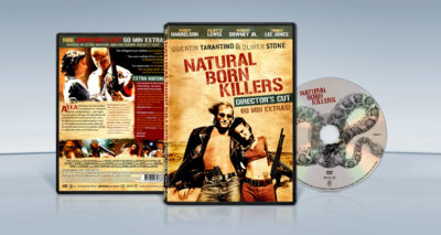 Natural Born Killers (1994) Oliver Stone packaging