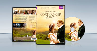 Northanger Abbey (1987) Giles Foster packaging