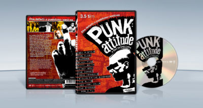 Punk Attitude (2005) Don Letts packaging