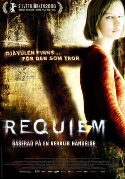 Requiem (2006) Theatrical Onesheet, Sweden