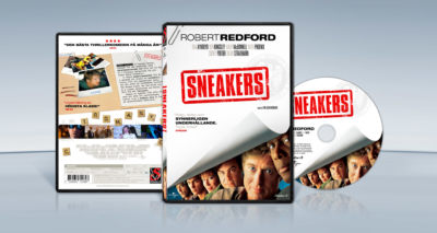 Sneakers (1992) Phil Alden Robinson packaging