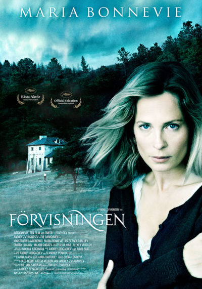 The Banishment (2007) Theatrical Onesheet, Sweden