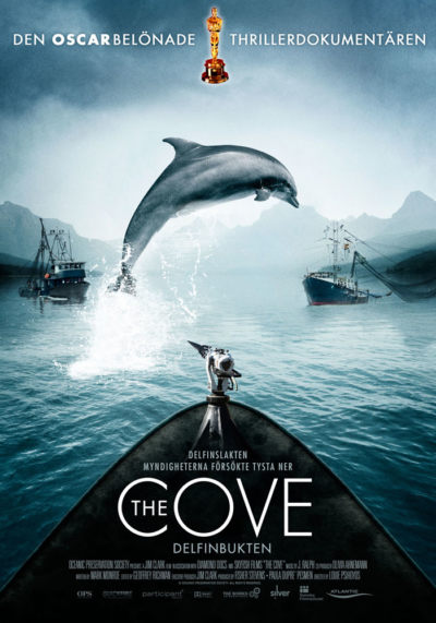 The Cove (2009) Promotional Onesheet, Sweden