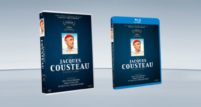 The Jacques Costeau Collection (2010) packaging