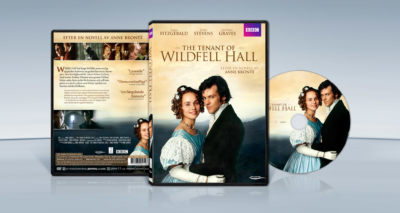 The Tenant of Wildfell Hall (1996) Mike Barker packaging