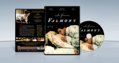 Valmont (1989) Milos Forman packaging