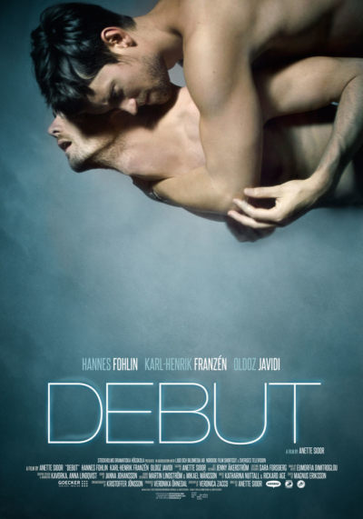 Debut (2015) Anette Sidor theatrical onesheet, final