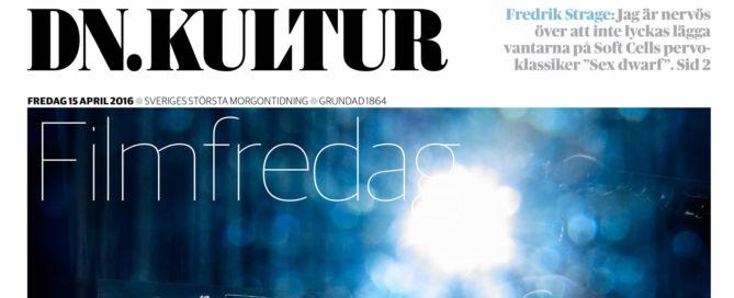 DN Kultur 2016 04 15 Filmklassiker