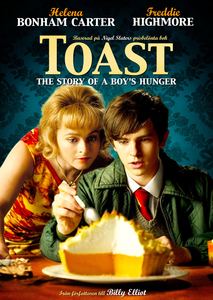 Toast (2010) S.J. Clarkson key art