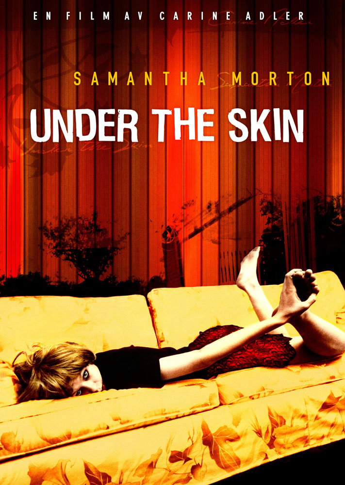 Under the Skin (1997) Carine Adler key art
