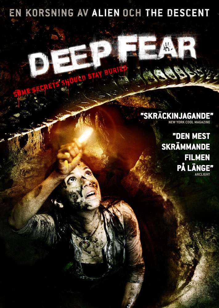 Unearthed Deep Fear (2007) Matthew Leutwyler key art