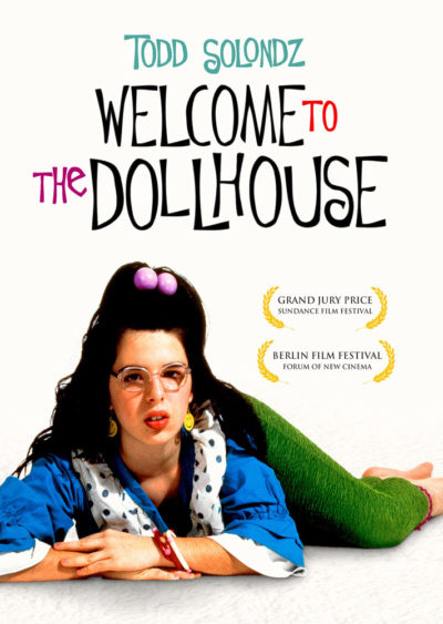 Welcome to the Dollhouse (1995) Todd Solondz key art