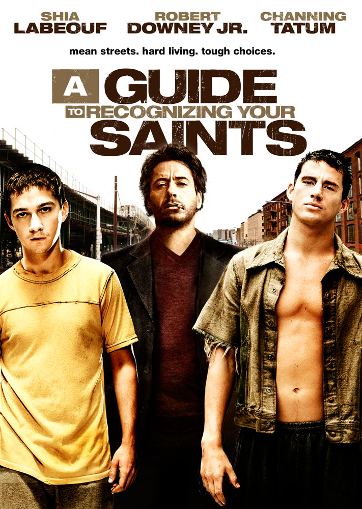 A Guide to Recognizing Your Saints (2006) Dito Montiel key art 2