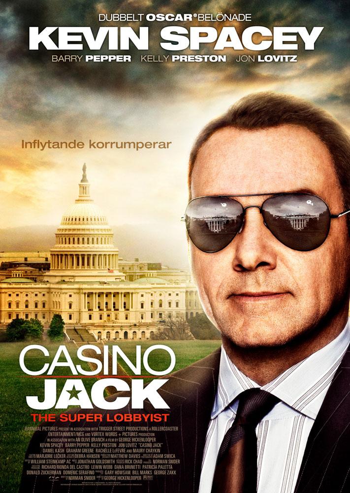 Casino Jack (2010) George Hickenlooper key art