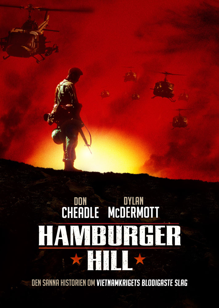 Hamburger Hill (1987) John Irvin key art