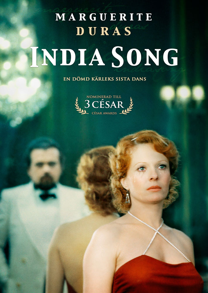 India Song (1975) Marguerite Duras key art