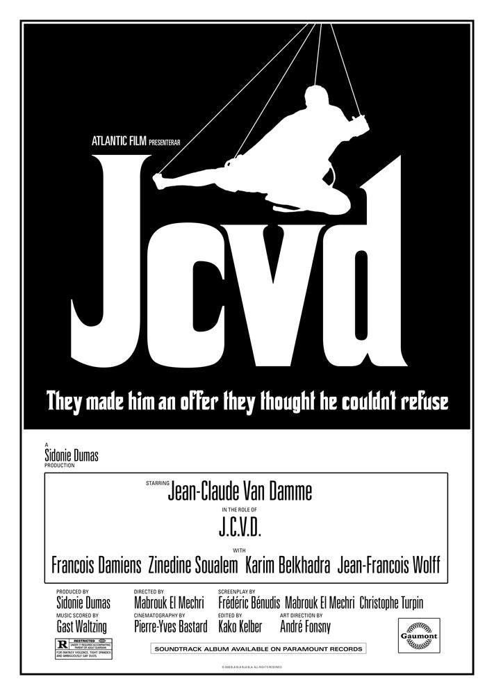 JCVD (2008) Mabrouk El Mechri key art 4