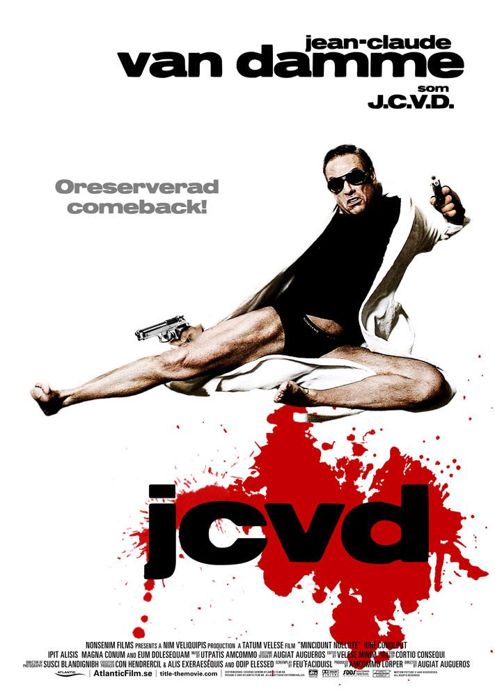 JCVD (2008) Mabrouk El Mechri key art 5
