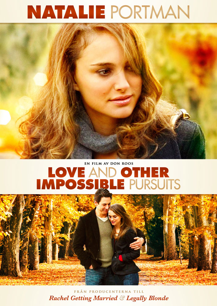 Love and Other Impossible Pursuits The Other Woman (2009) Don Roos key art 1