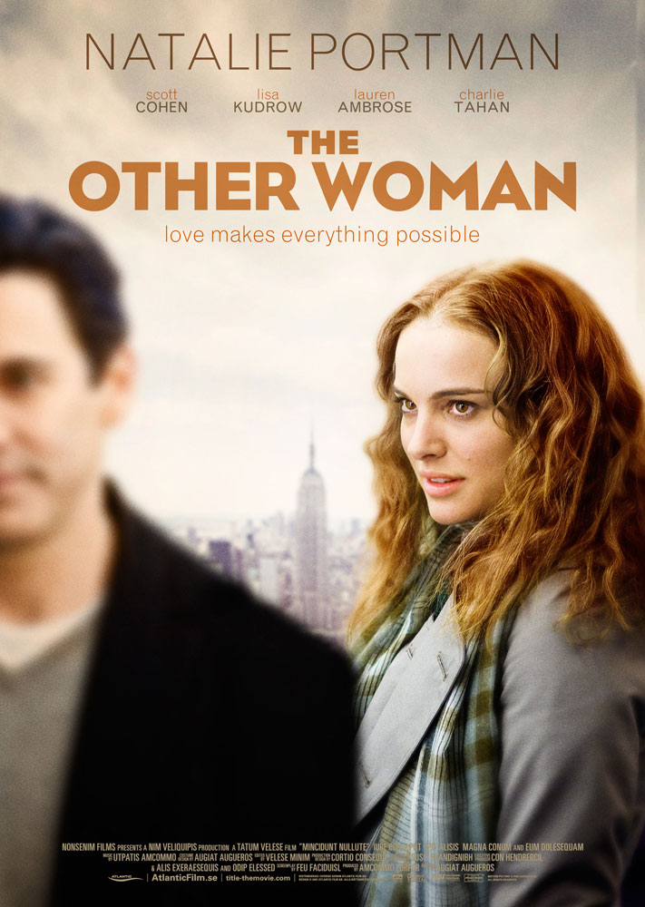 Love and Other Impossible Pursuits The Other Woman (2009) Don Roos key art 2