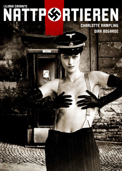 The Night Porter (1974) Liliana Cavani key art