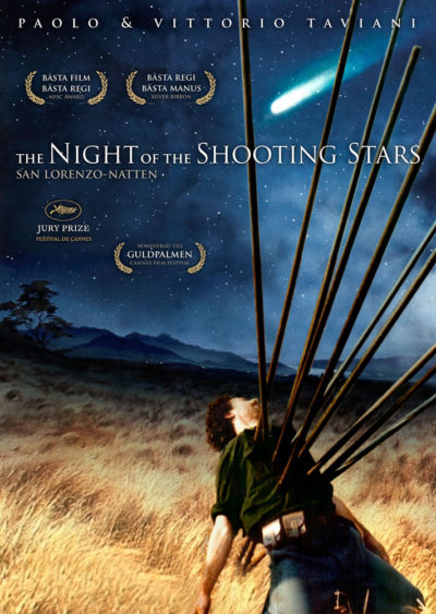 The Night of the Shooting Stars (1982) Paolo Taviani, Vittorio Taviani key art