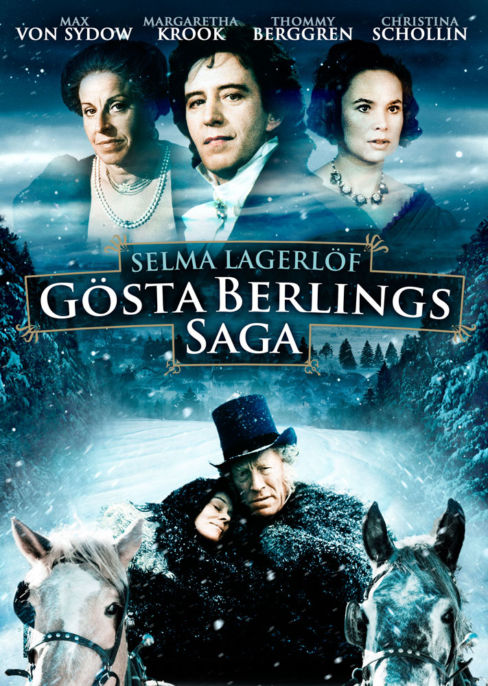 The Saga of Gosta Berling (1986) key art