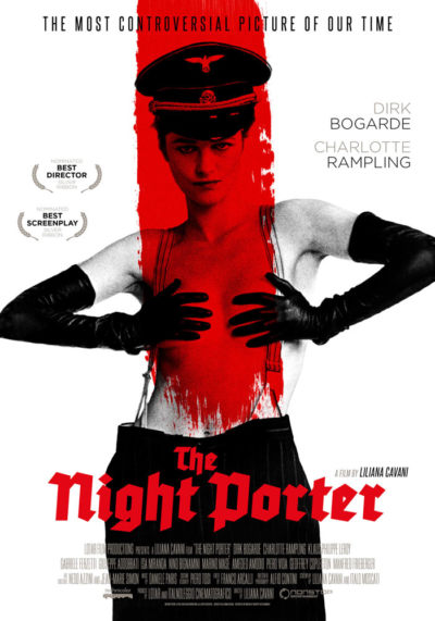 The Night Porter (1974) Liliana Cavani onesheet eng