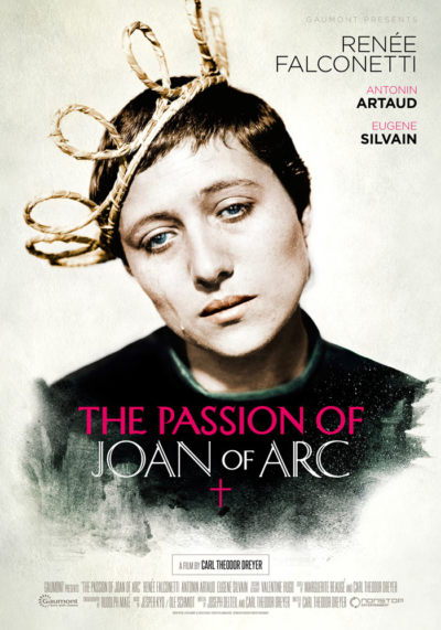 The Passion of Joan of Arc (1928) Carl Theodor Dreyer onesheet eng