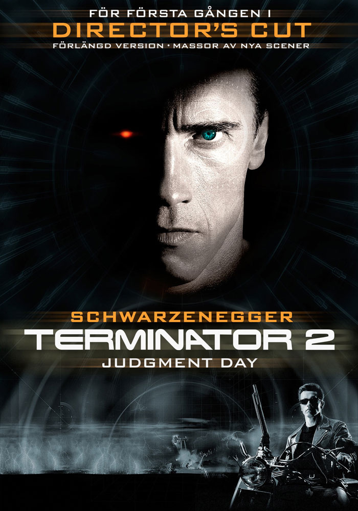 Terminator 2 – Judgment Day (1991) Director's Cut Promotional